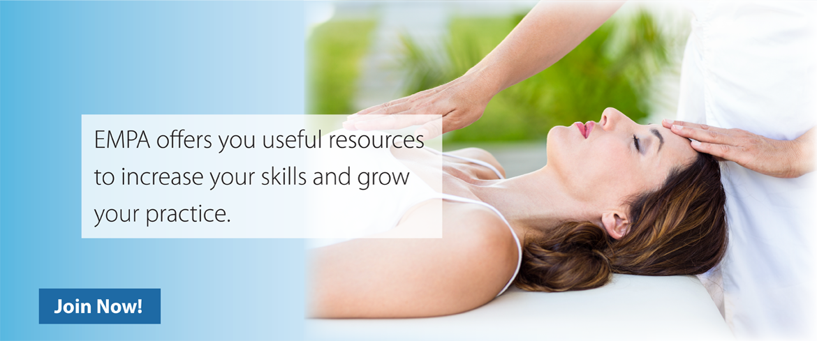 EMPA offers you useful resources to increase your skills and grow your practice.