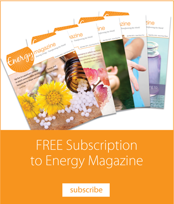 Subscribe to Energy Magazine Free!