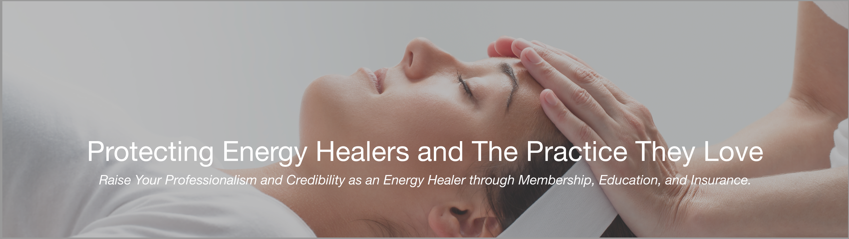 Energy Medicine Professional Association - Protect Your Practice